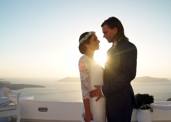 Wedding Photographer Santorini - Miltos Karaiskakis