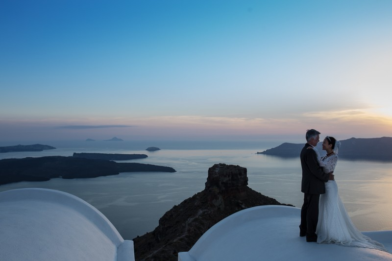 Wedding Photographer Santorini -Weddingvideographer Santorini
