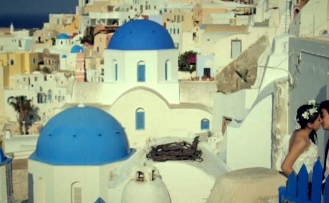 Wedding Photographer Santorini - Miltos Karaiskakis-Weddingvideographer-Santorini